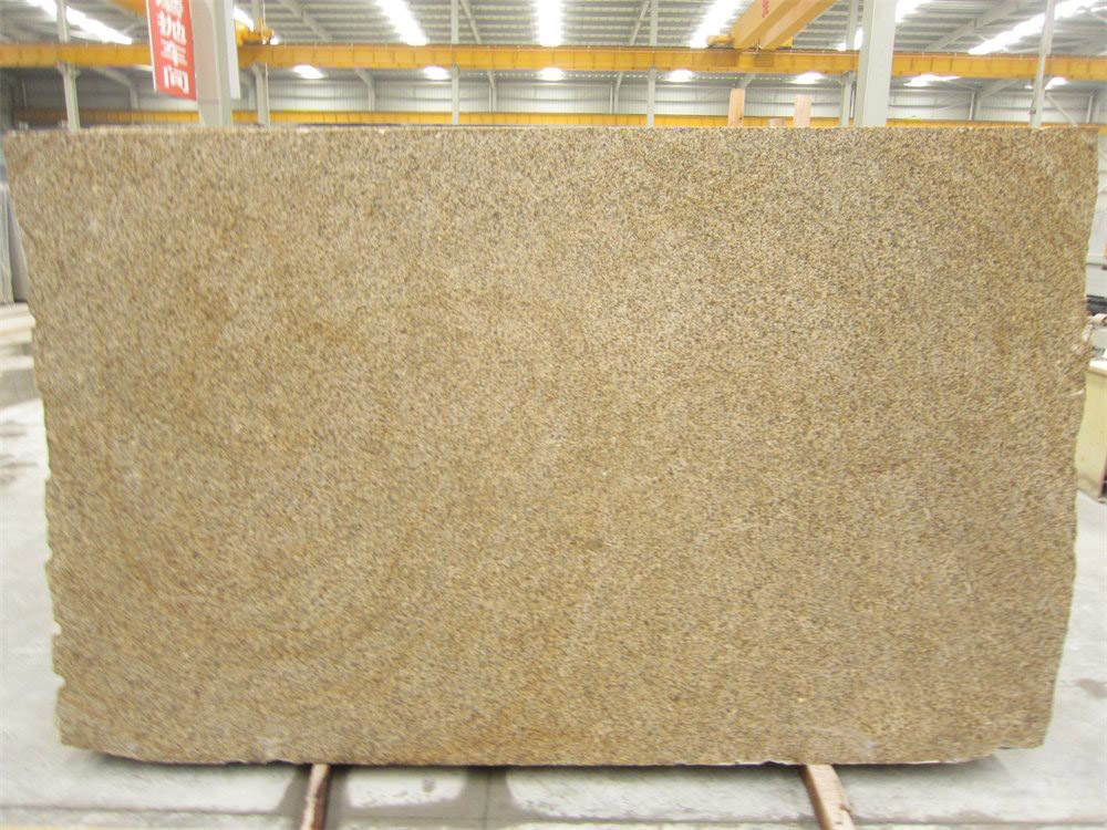 G682 Sand Gold Slab Chinese Beige Granite Slabs