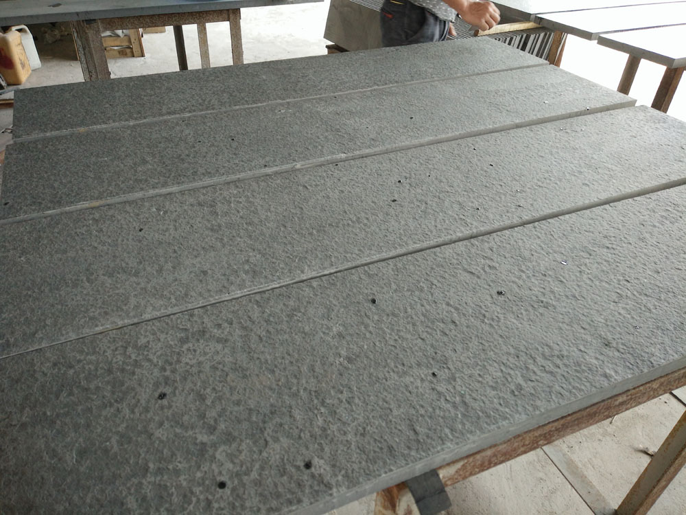 G684 Grey Granite Stairs and Steps