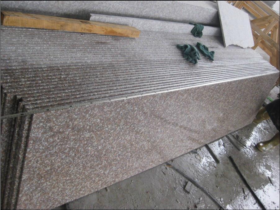 G687 Granite Countertop Polished Pink Granite Countertops