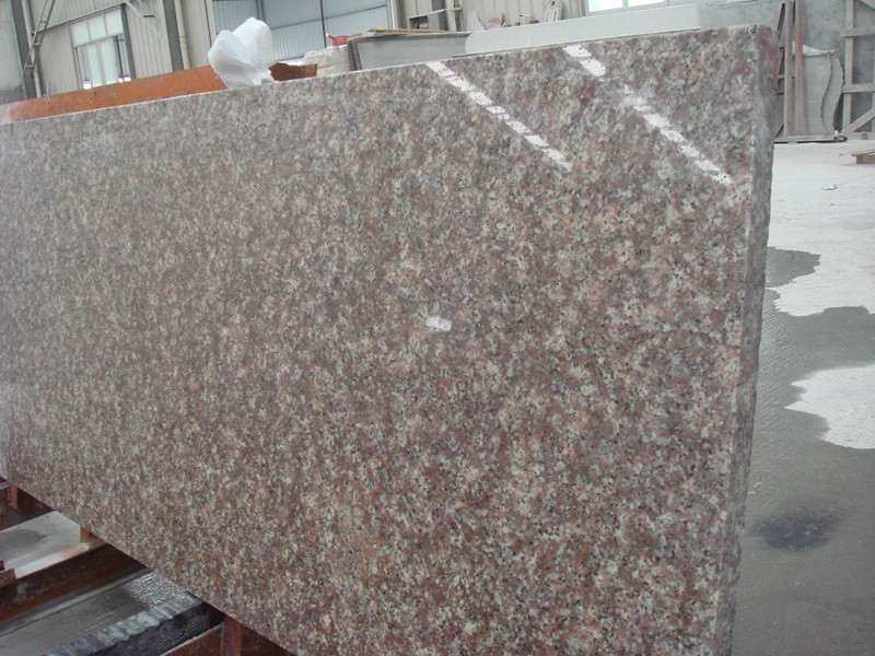 G687 Granite Polished Pink Granite Countertops for Kitchen