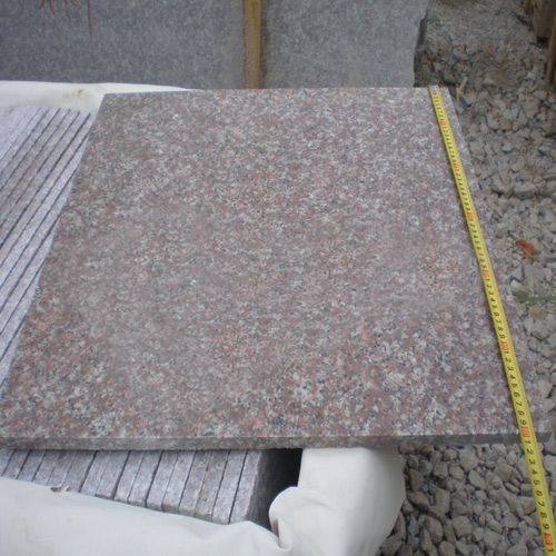 G687 Tile Chinese Pink Granite Tiles