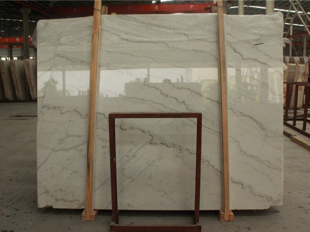 GUANGXI WHITE MARBLE Marble in Slabs Tiles