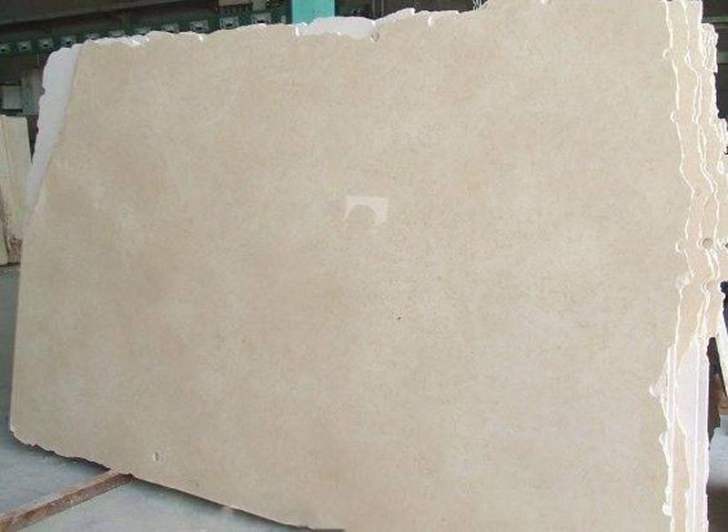 Galala Beige Polished Marble Slabs