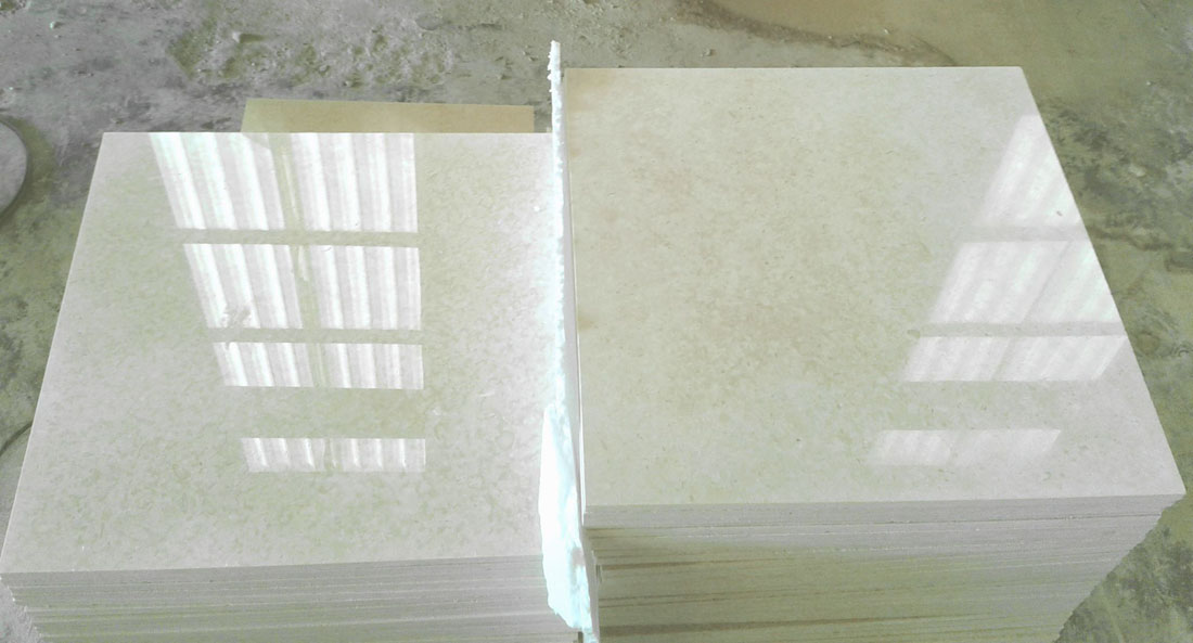 Galala Marble Beige Marble Polished Tiles with High Quality