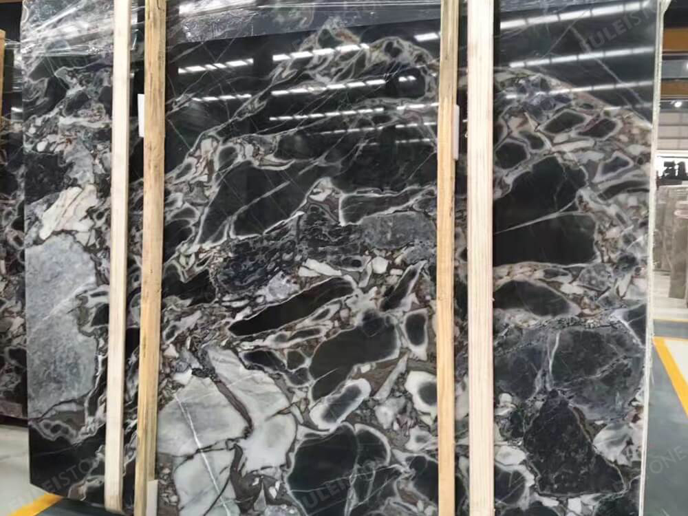 Galaxy Blue Marble Polished Marble Slabs
