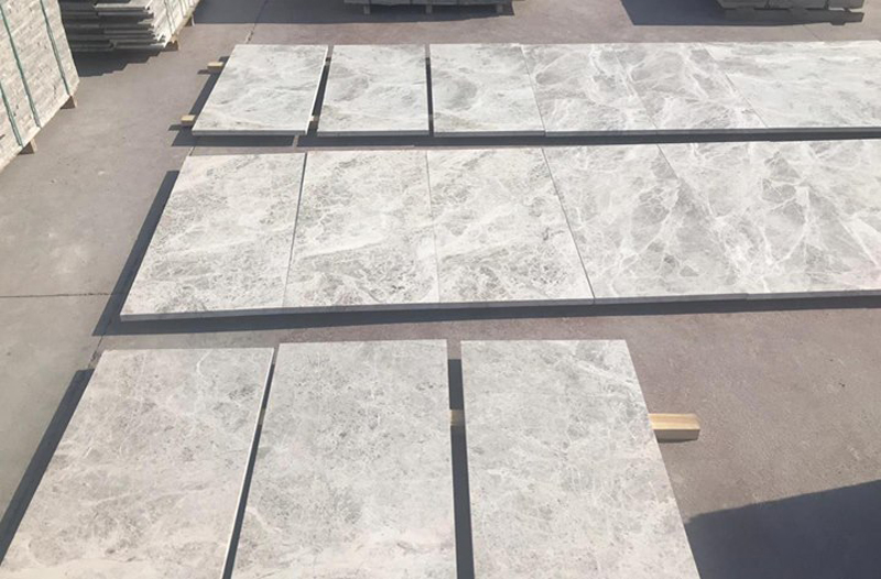 Galaxy Grey Marble Tiles Silver Shadow Marble Tiles