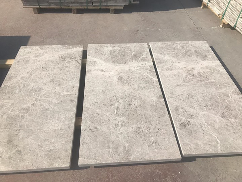 Galaxy Grey Marble Tiles Turkish Silver Shadow Marble Tiles