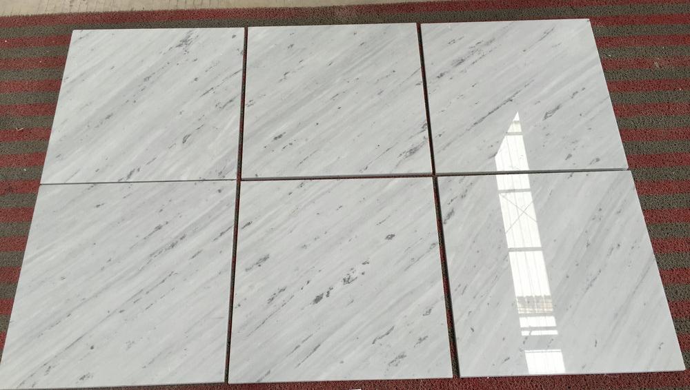 Galaxy White Marble Tiles White Polished Marble Tiles