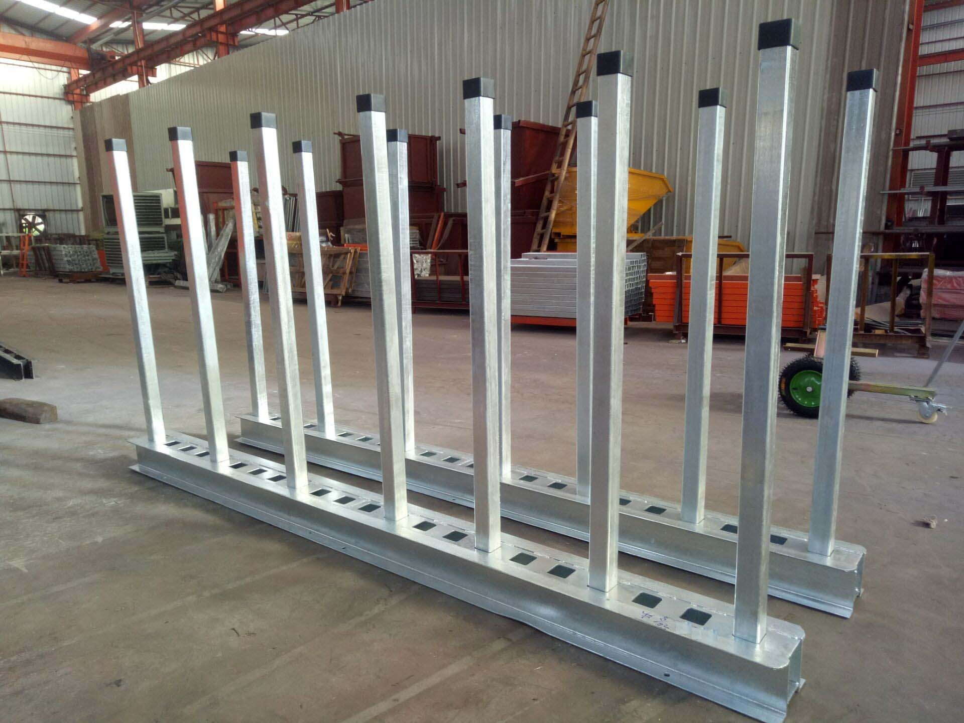 Galvsined Slab Rack
