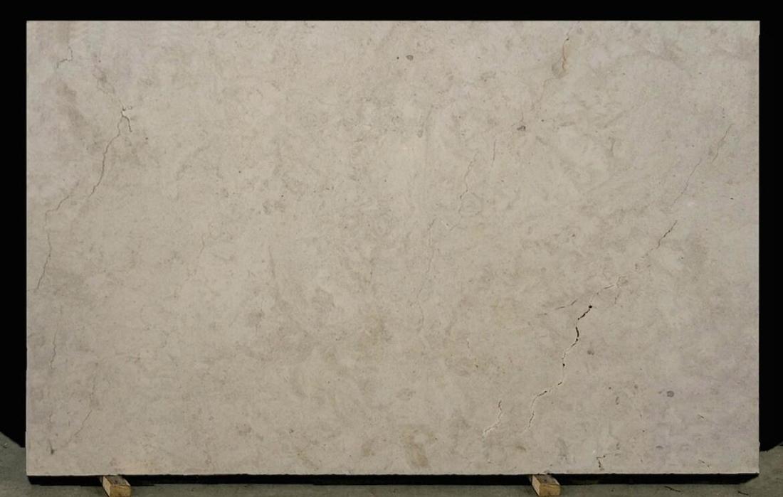 Gascogne Cream Limestone Honed Slabs