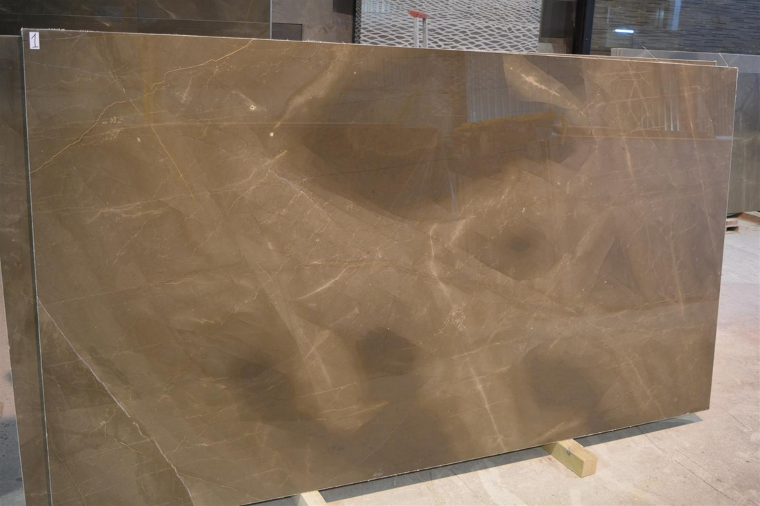 Gaudi Marble Slabs Spain Brown Polished Marble Slabs