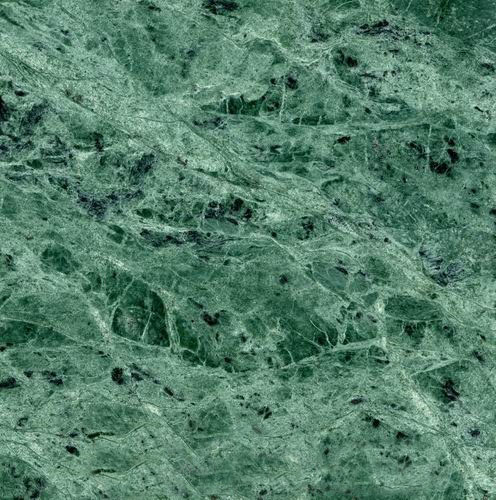 Gemstone Green Marble Color