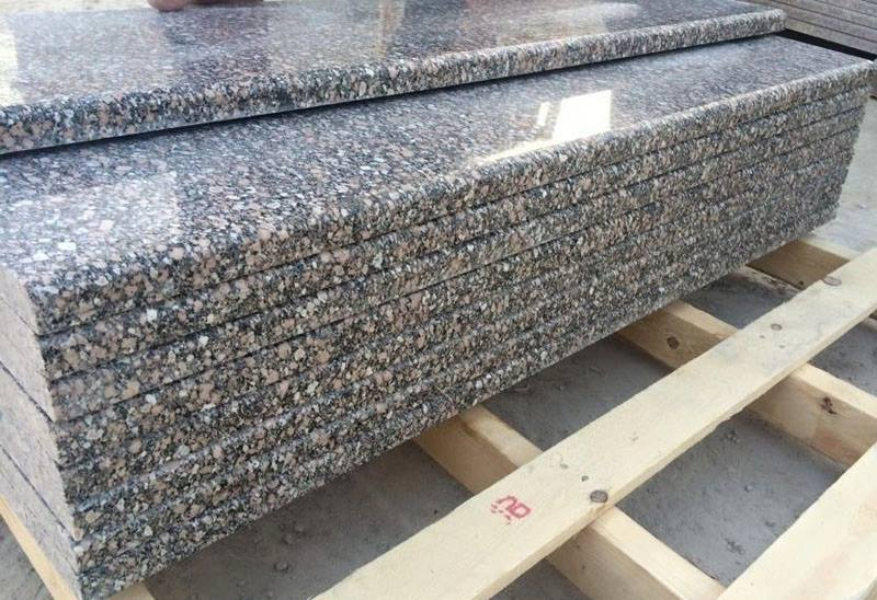 Ghiandone Granite Polished Kitchen Countertops