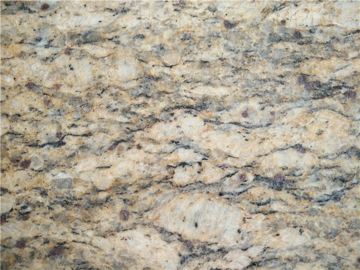 Giallo Cecilia Dark Granite Color