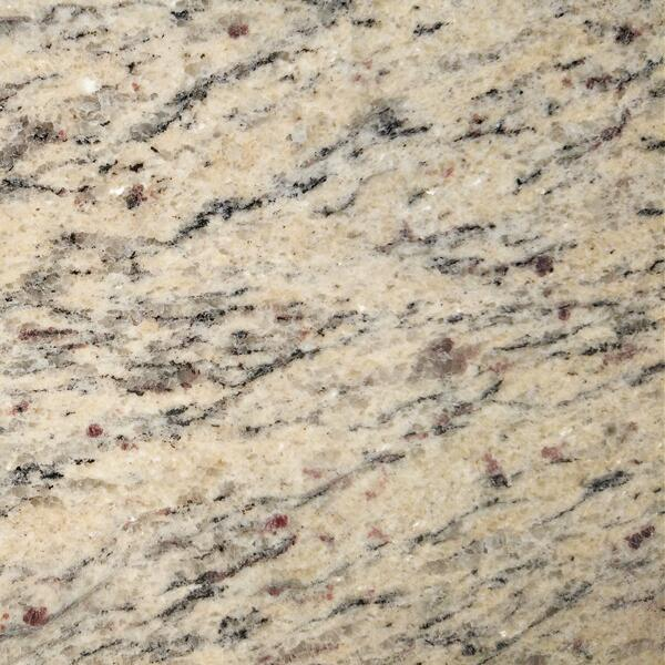 Giallo Cecilia Granite Color