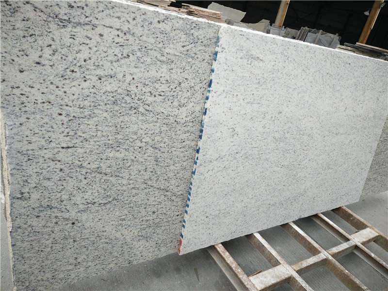 Giallo Cecilia Light Granite White Granite Slabs