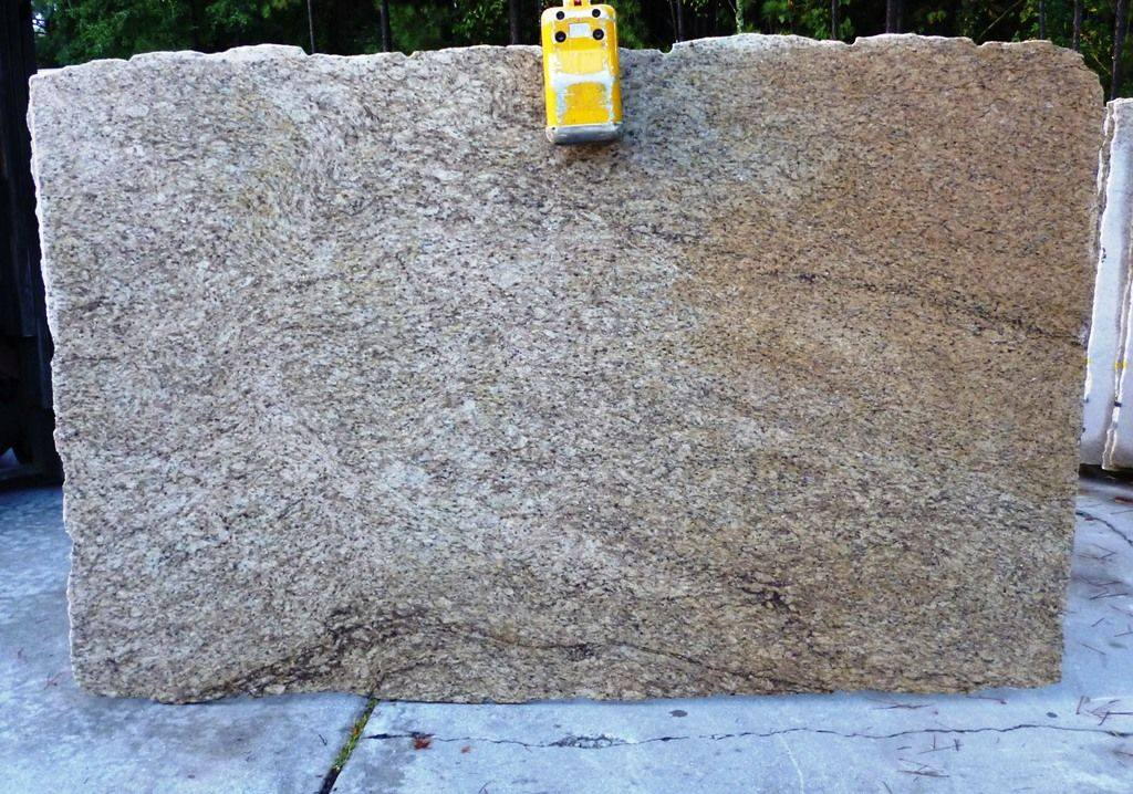 Giallo Granite Slabs Beige Granite Slabs from Brazil