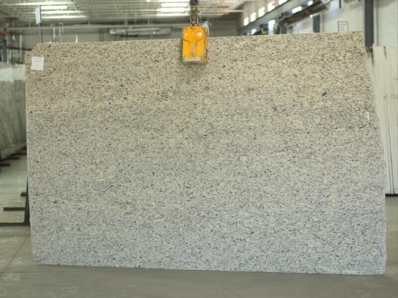Giallo Ornamental Light 2cm Granite Slabs for Kitchen Countertops