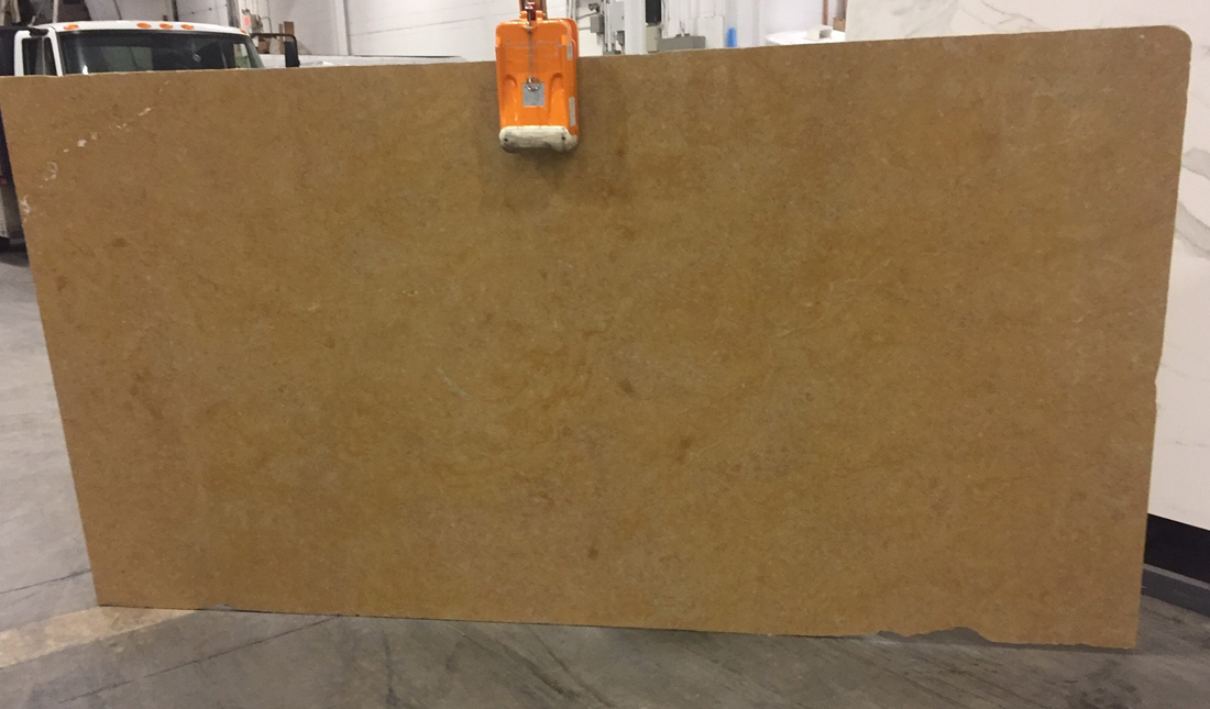 Giallo Reale Marble Slabs Italy Yellow Marble Stone Slabs