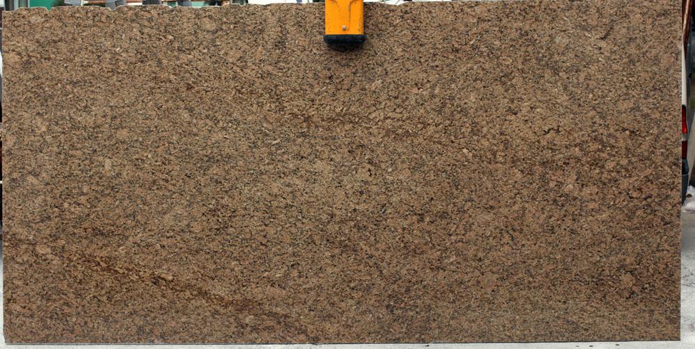 Giallo Venetiano Dark Granite Slabs Yellow Granite Stone Slabs