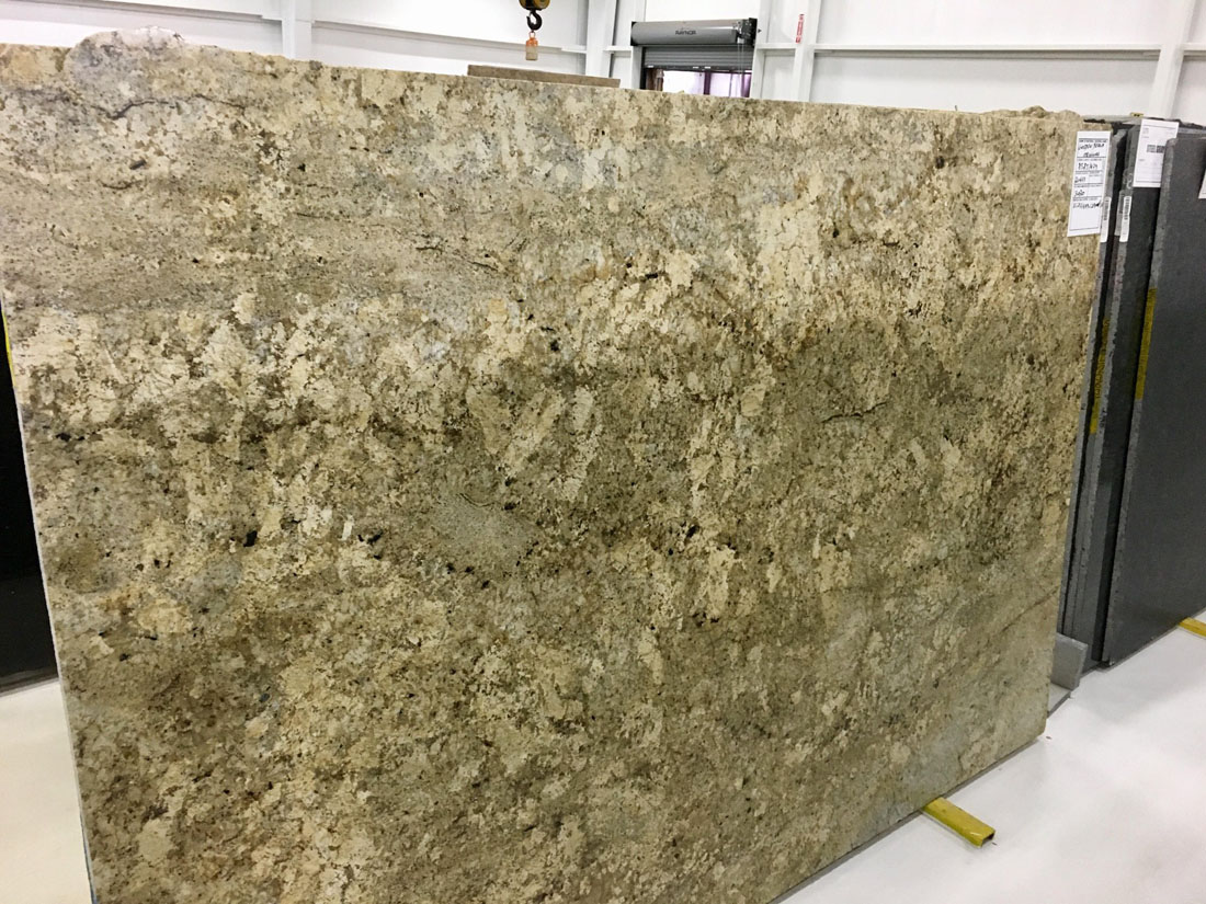 Golden Beach Granite Slabs Beige Granite Slabs