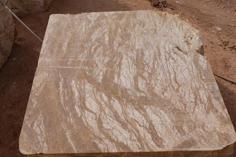 Golden Blocks Turkish Marble Blocks Natural Beige Marble Blocks