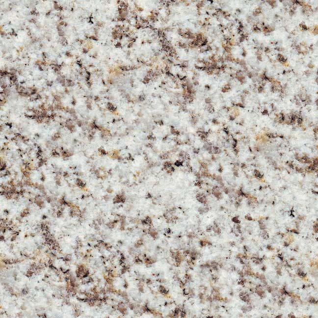 Golden Silk White Granite