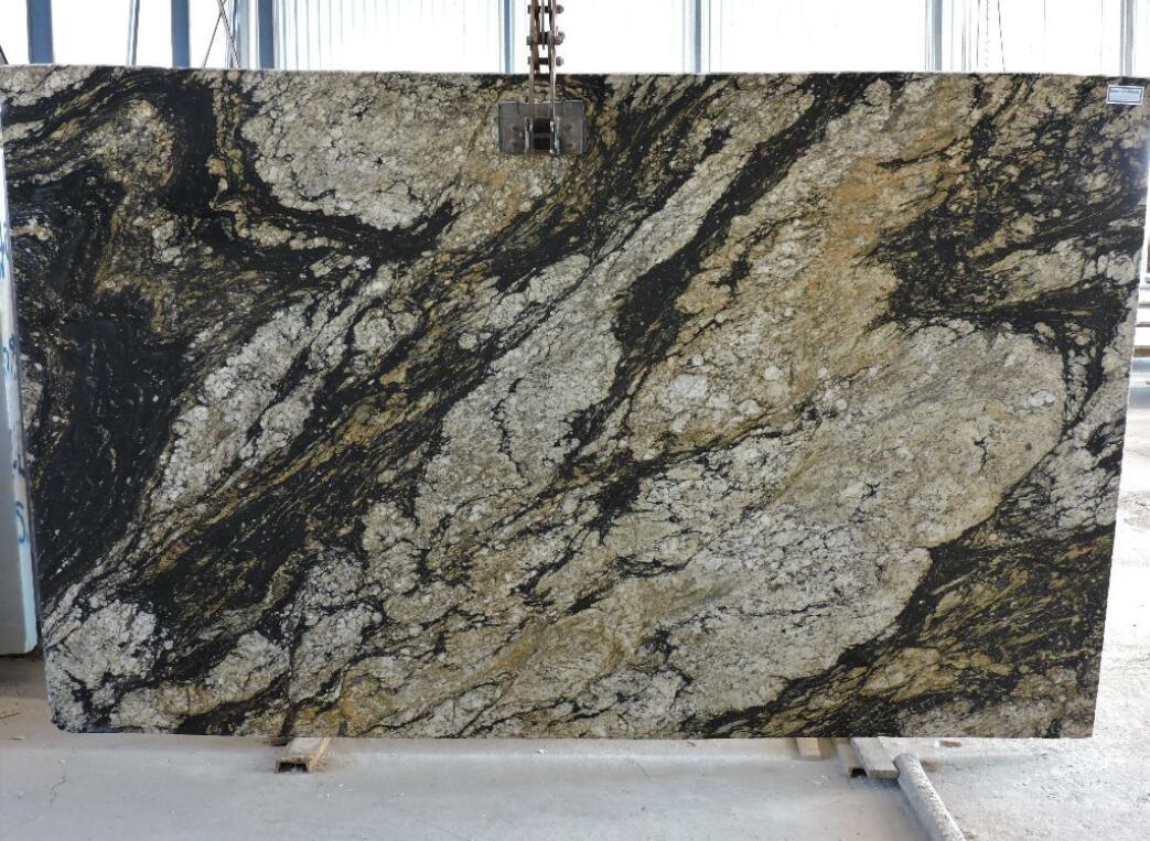 Golden Supreme Granite Slabs Polished Granite Slabs
