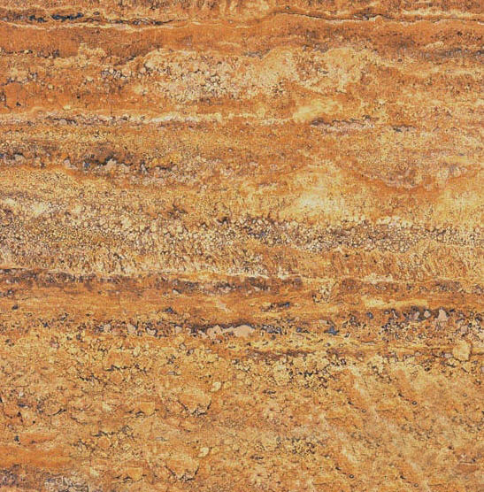 Golden Travertine from Turkish Travertine Quarry