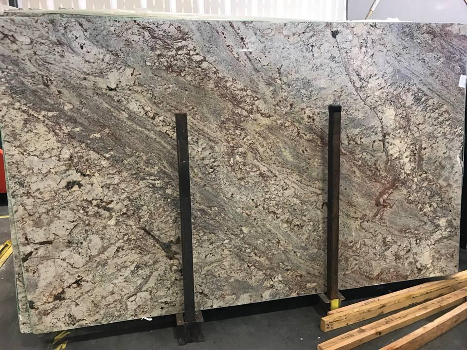 Golden Typhoon Bordeaux Granite Brazilian Polished Granite Slabs