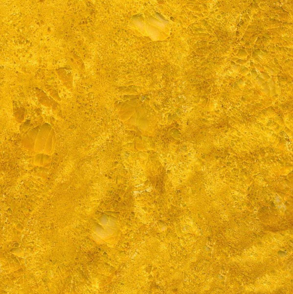 Golden Yellow Marble Color