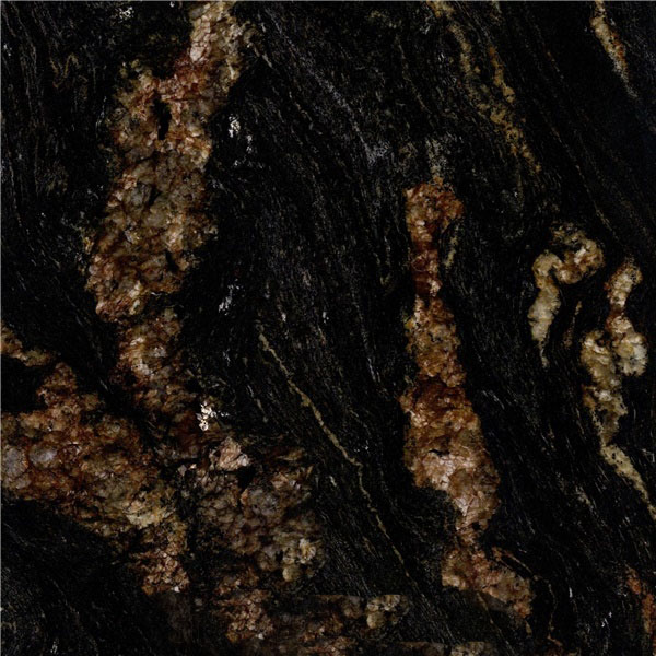 Golden Black Granite