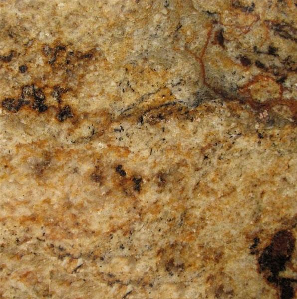 Golden Crystal Granite