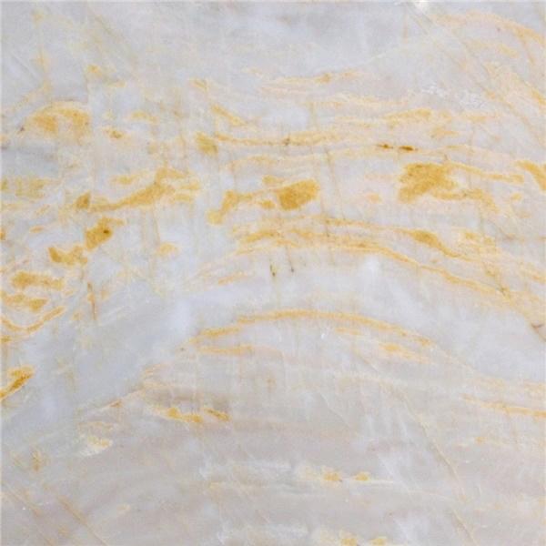 Golden White Marble