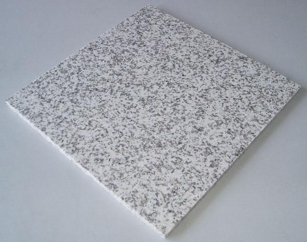 Granite G655 Tiles White Chinese Granite Stone Tiles