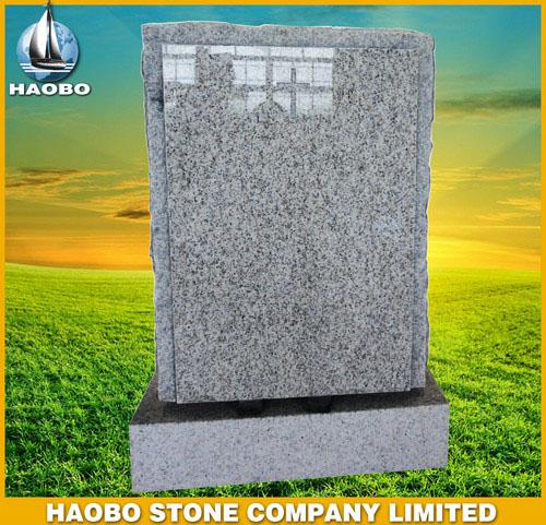 Granite Headstones Norwegian Style HBMNO003
