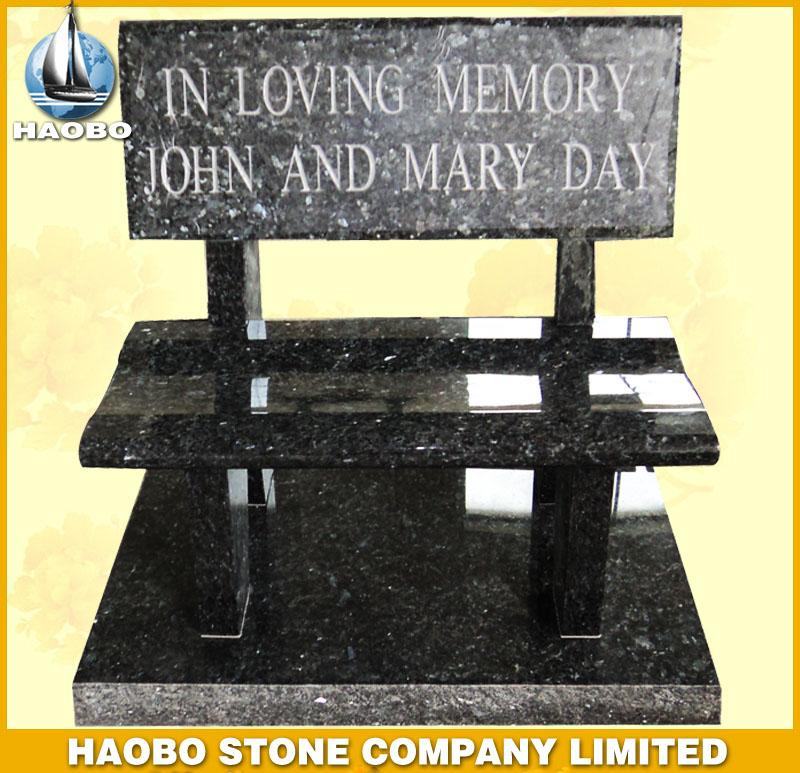 Granite Memorial Bench HBMB004