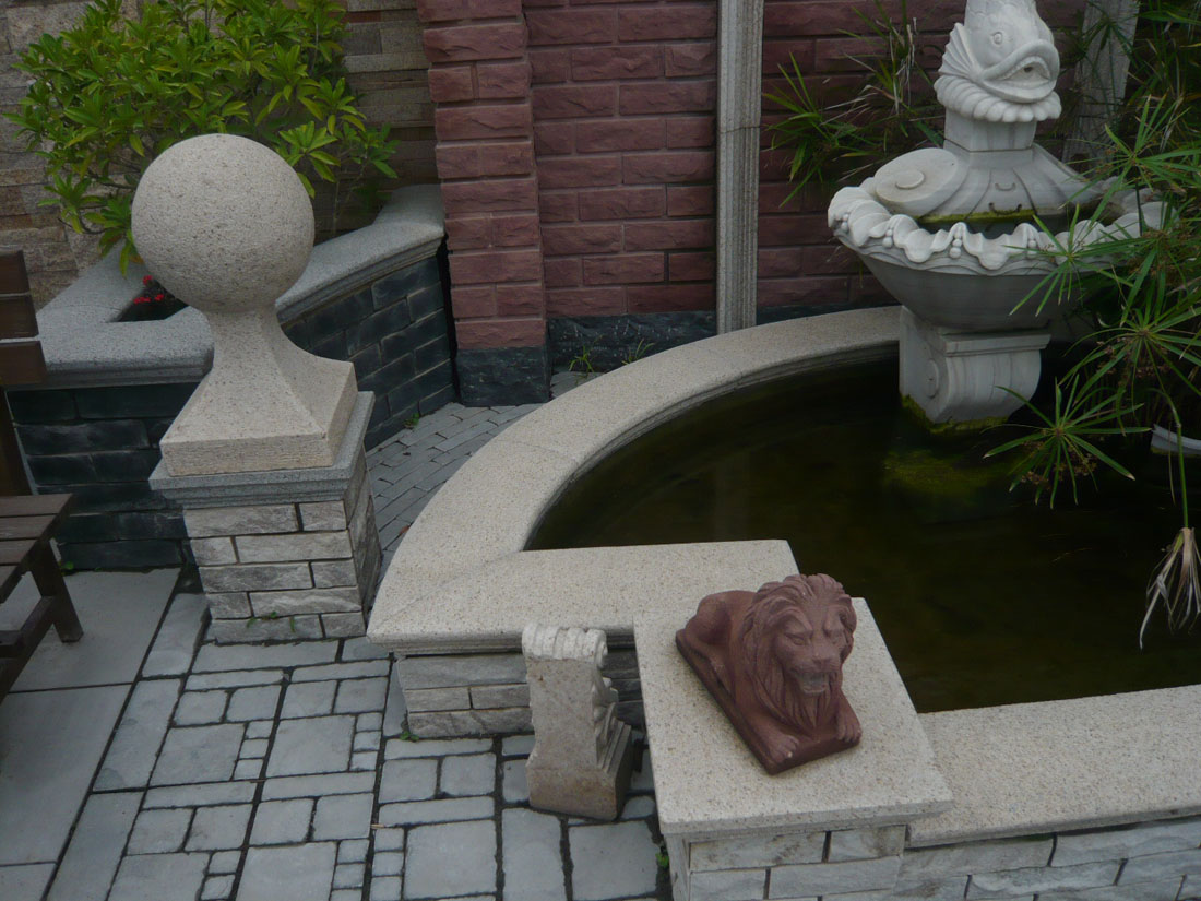 Granite Stone Carving Animal Stone Carvings Stone Fountains