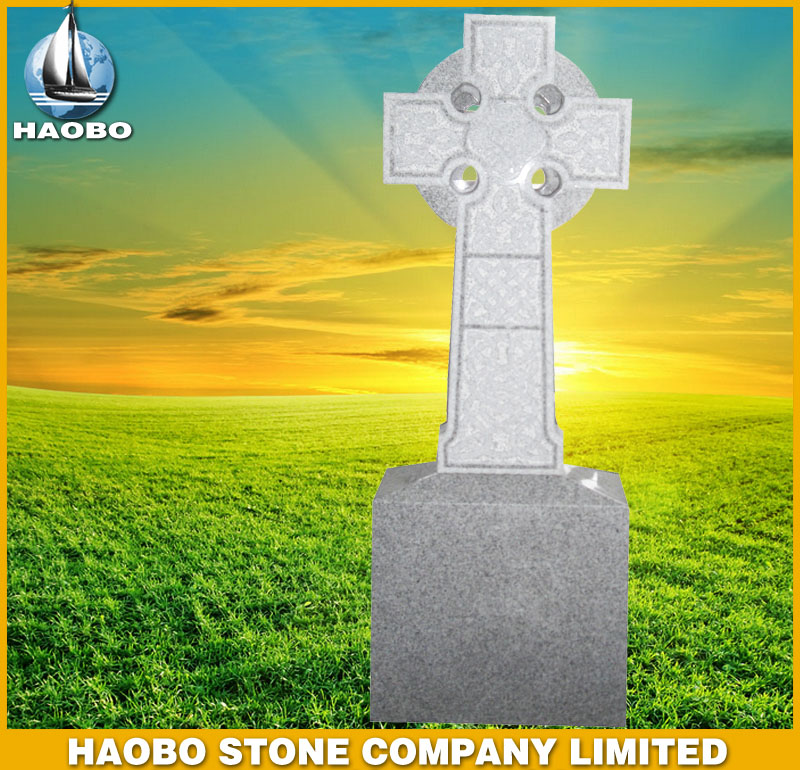 Granite Tombstone Irish Style HBMIE005