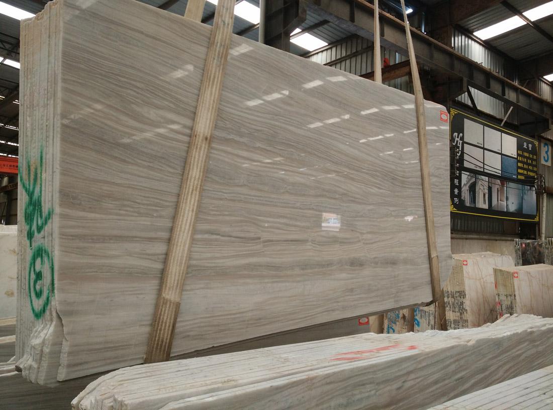 Greece Nesto Beige Siberian White Marble Polished Slabs