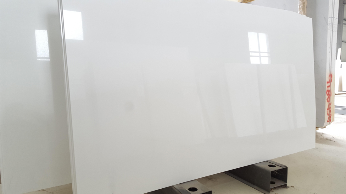 Greece Thassos Marble Slabs Polished White Marble Slabs