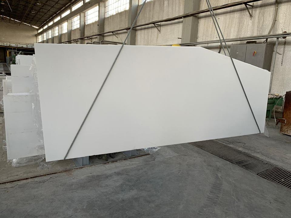 Greece Thassos Slabs White Marble Slabs