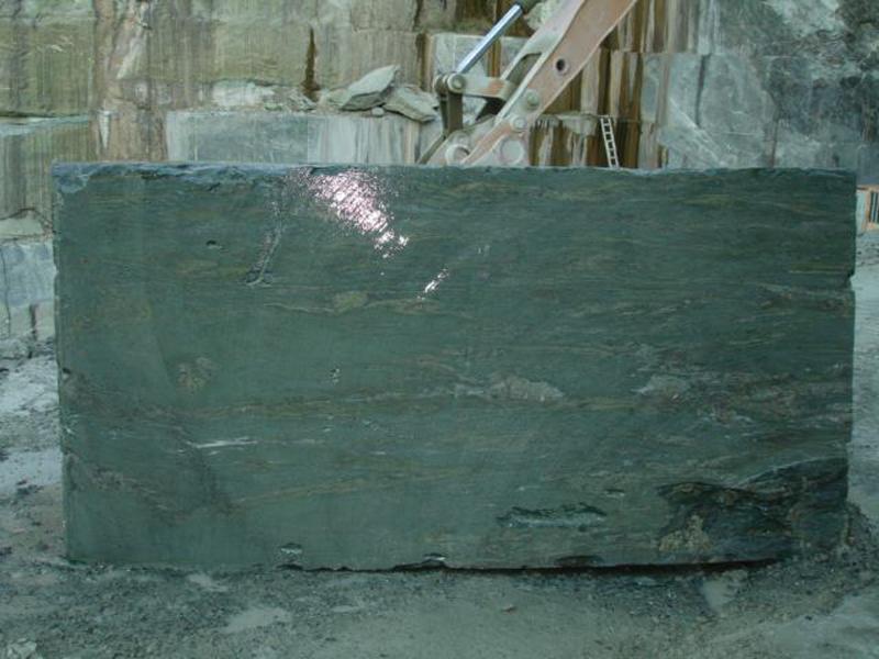 Greek Green Marble Blocks Oasis Green Blocks
