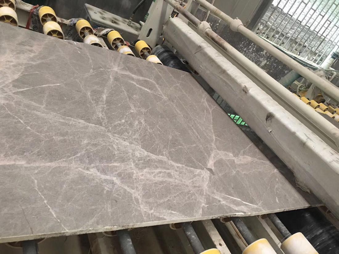 Greek Grey Marble Polished Grey Marble Slabs