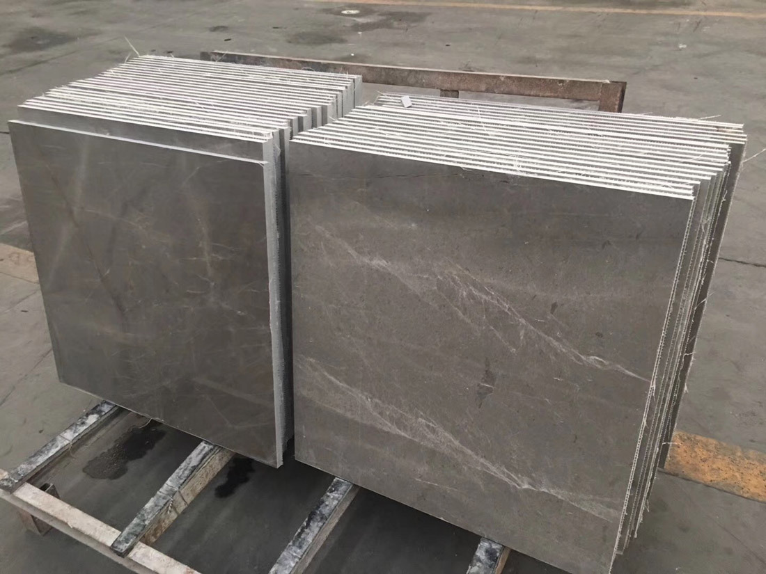 Greek Grey Marble Tiles Polished Tiles for Flooring
