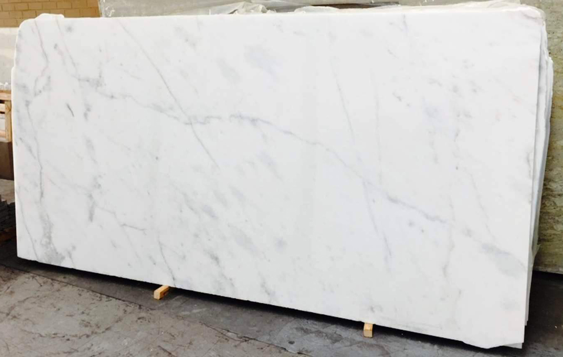 Greek Thassos White Marble Slabs Polished White Marble Slabs