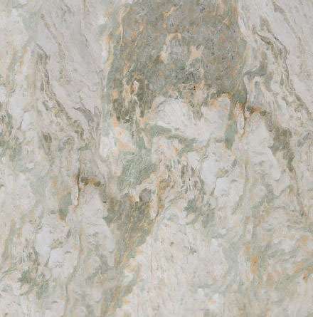 Green Cloud Marble Color