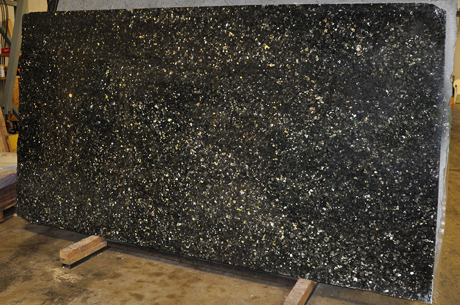 Green Granite Slabs Emerald Pearl Granite Slabs