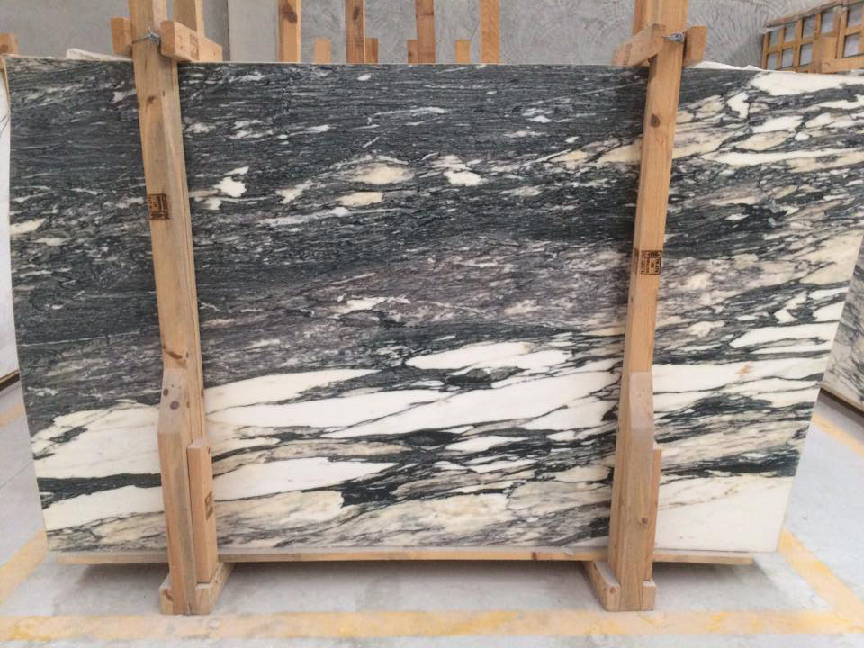 Green Oasis Marble Big Size Slabs