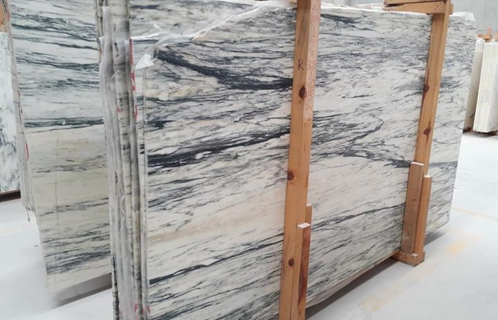Green Oasis Marble Slabs Polished Marble Slabs